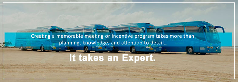 Transportation for Meetings, conventions and conferences in Los Cabos